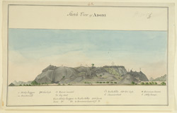 General view of Adoni Fort